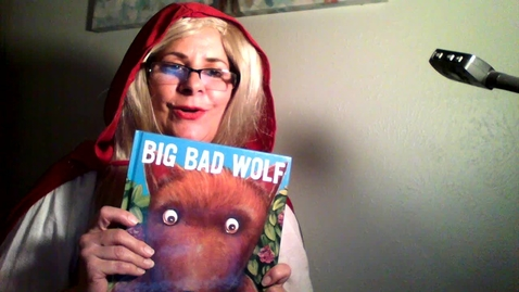 Thumbnail for entry Read Aloud-Big Bad Wolf