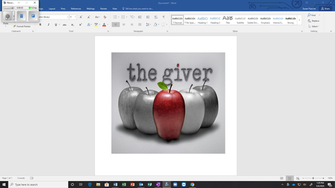 Thumbnail for entry  The Giver Review Chap. 9-15