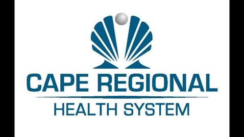 Thumbnail for entry Cape Regional Health System- Pharmacy Services