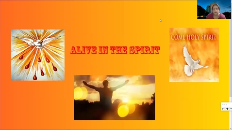 Thumbnail for entry Alive in the Spirit