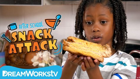 Thumbnail for entry Grilled Cheese Sandwiches I AFTER SCHOOL SNACK ATTACK
