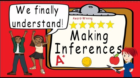 Thumbnail for entry Inferences | Making Inferences | Award Winning Inferences Teaching Video | What is an inference?