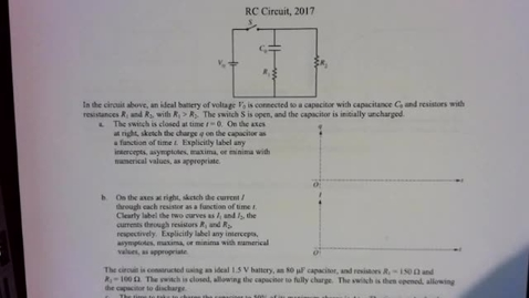 Thumbnail for entry AP C - Packet #5 - Circuits