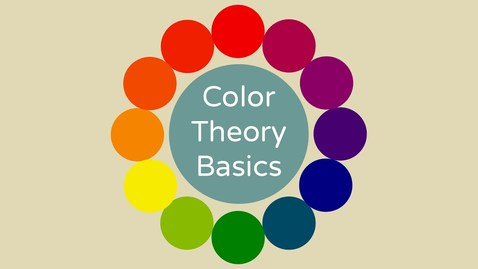 Thumbnail for entry Color Theory Basics