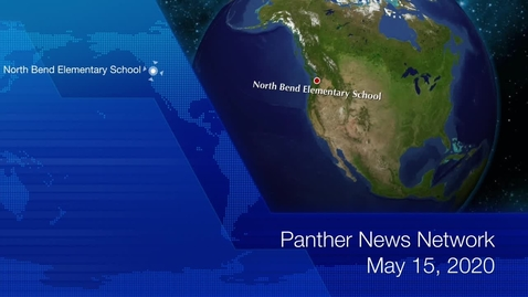Thumbnail for entry Panther News Network Friday May 15 2020