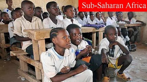 Thumbnail for entry Literacy in Sub-Saharan Africa