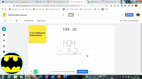 Thumbnail for entry 1-9 Subtraction Strategies