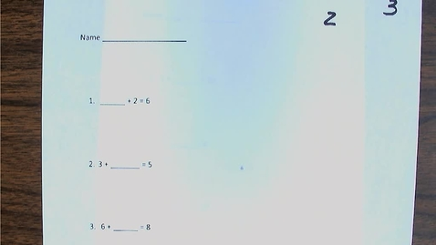 Thumbnail for entry Thursday Math pg 2,3