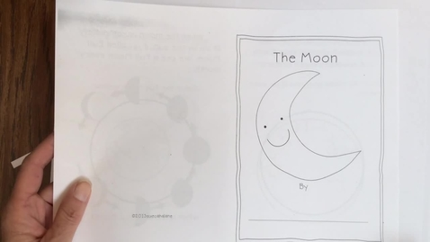 Thumbnail for entry Moon Mini Book.MOV