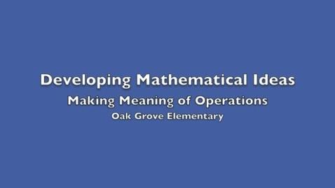 Thumbnail for entry DMI Brownie Problem Kindergarten