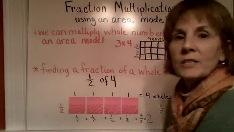 Thumbnail for entry Fraction Multiplication