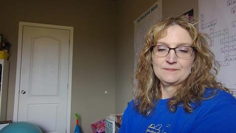 Thumbnail for entry Super Sharks - Mrs. Brannon