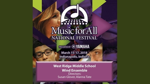 Thumbnail for entry Big Four March (Arr. J. Swearingen for Wind Ensemble) (Live)