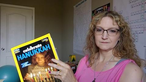 Thumbnail for entry Celebrate Hanukkah - Mrs. Brannon