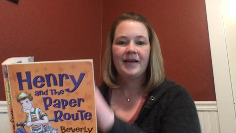 """Thumbnail for entry Henry and the Paper Route Chapter 2 Part 3 """"Henry and the Premiums"""""""