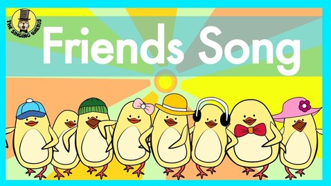 Thumbnail for entry The Singing Walrus | Friends Song