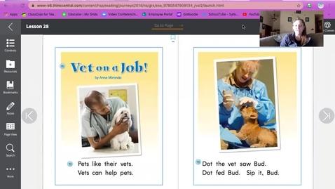 Thumbnail for entry Vet on a job!.mp4