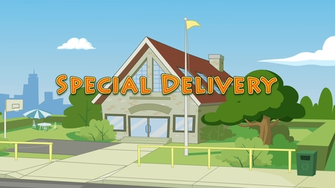 Thumbnail for entry Special Delivery