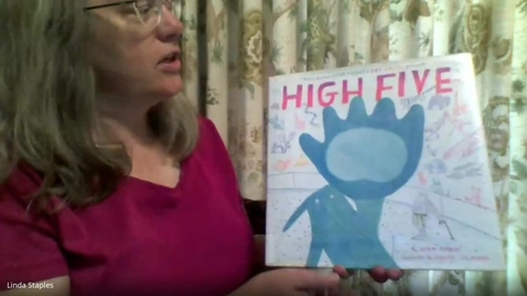 Thumbnail for entry High Five - Mrs. Staples