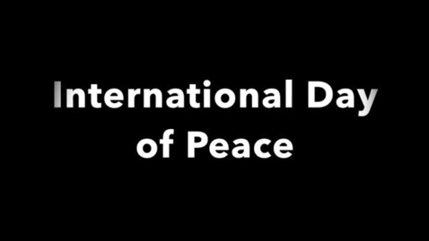 Thumbnail for entry BHS Intl Day of Peace Video
