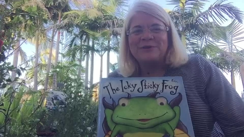Thumbnail for entry Ms. Mary - The Icky Sticky Frog