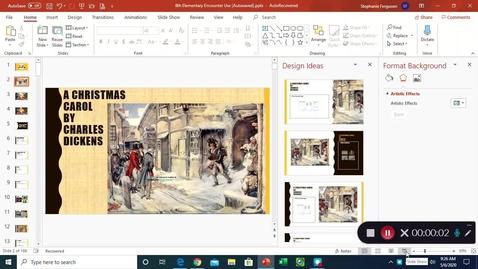 Thumbnail for entry A Christmas Carol p1-9