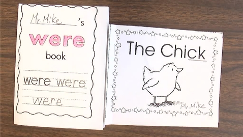 Thumbnail for entry Thursday reading WERE and THE CHICK