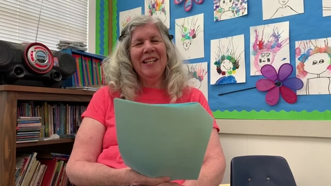 Thumbnail for entry 2nd Grade GREETING - Tuesday, April 28