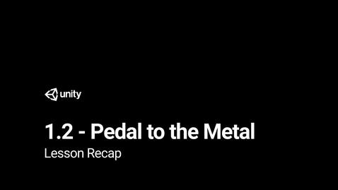 Thumbnail for entry Lesson 1.2 Recap