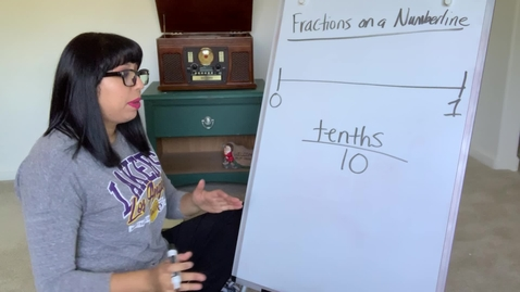 Thumbnail for entry Fractions Number Line 3