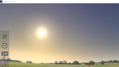Thumbnail for entry Night Sky Nav pt1