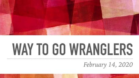 Thumbnail for entry Wrangler Code 2.14.20