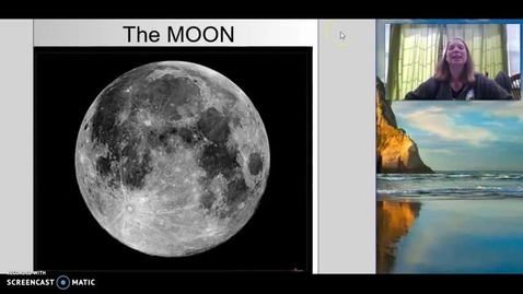 Thumbnail for entry 1st grade moon