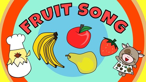 Thumbnail for entry The Singing Walrus | Fruit Song