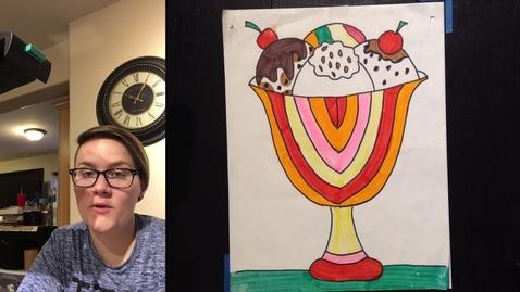 Thumbnail for entry Ice cream sundae