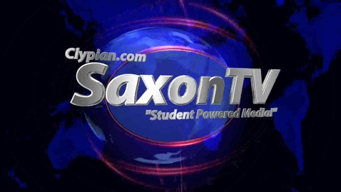 Thumbnail for entry Saxon TV 102419