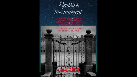 Thumbnail for entry Newsies - That's Rich - Scene #4