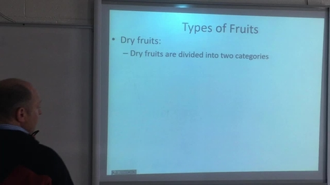 Thumbnail for entry Lecture - Dry Fruits