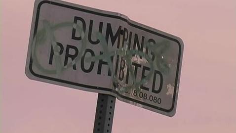 Thumbnail for entry Illegal Dumping