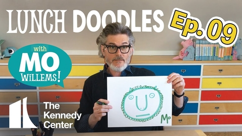 Thumbnail for entry LUNCH DOODLES with Mo Willems! Episode 09