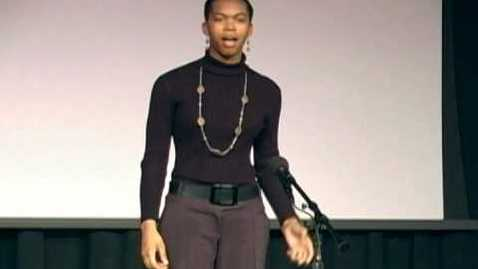 "Thumbnail for entry NC Poetry Out Loud 2010 - ""We Wear the Mask"" by Paul Laurence Dunbar"