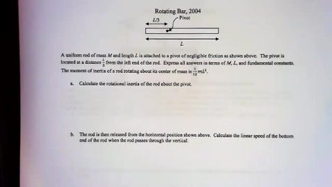 Thumbnail for entry Zoom Recording AP Physics C - FR #3