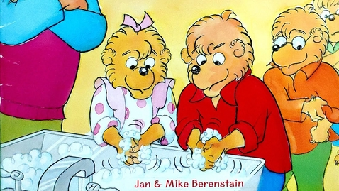 Thumbnail for entry The Berenstain Bears Come Clean for School Read Aloud