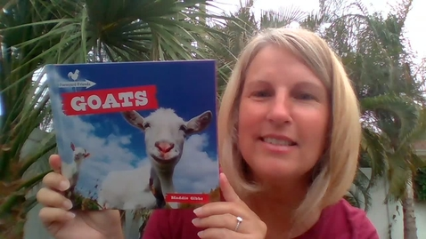 Thumbnail for entry Goats by Maddie Gibbs