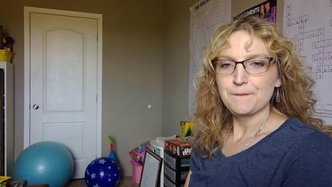 Thumbnail for entry Blue Sky White Stars - Mrs. Brannon