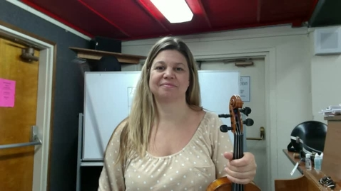 Thumbnail for entry Elementary Strings May 15