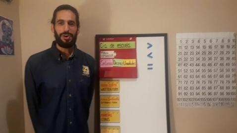 Thumbnail for entry Número del día con Mr.Granados