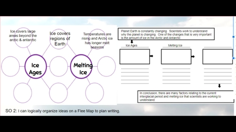 Thumbnail for entry Flee Map - Planning Writing - Non-fiction