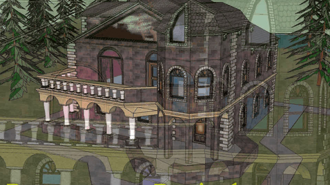 Thumbnail for entry Carlos, Romanesque Revival Style