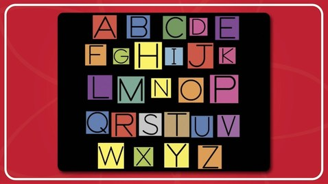 Thumbnail for entry Alphabet Song